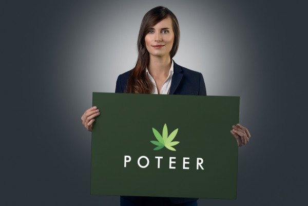 Sample branding #3 for Poteer