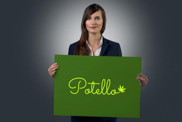 Sample branding #2 for Potello