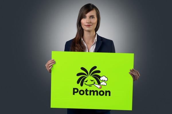 Sample branding #3 for Potmon