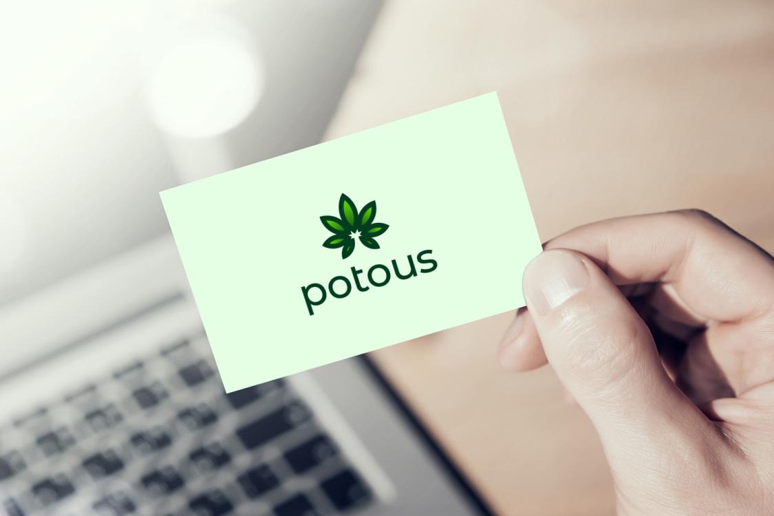 Sample branding #2 for Potous