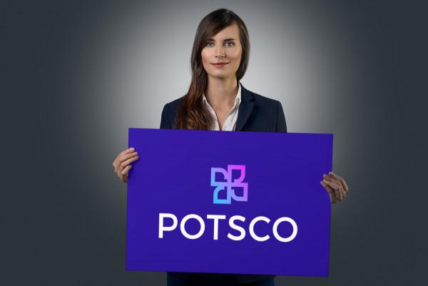 Sample branding #3 for Potsco