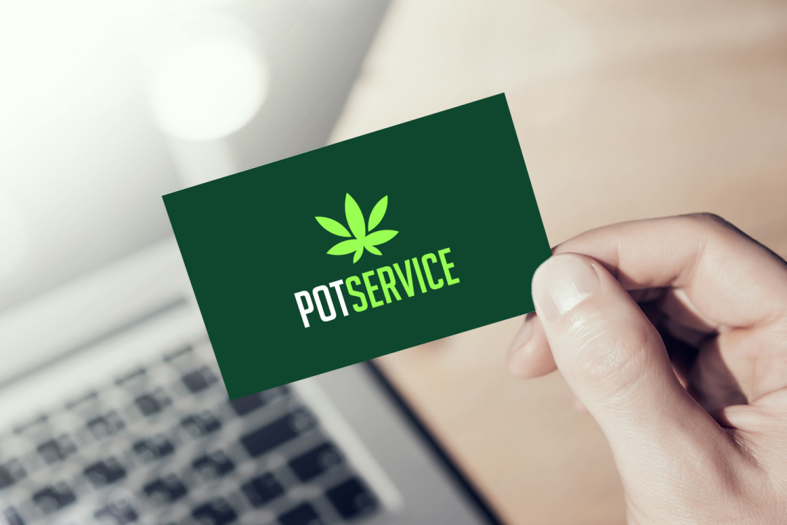 Sample branding #2 for Potservice