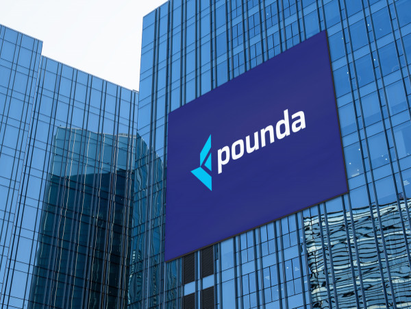 Sample branding #1 for Pounda
