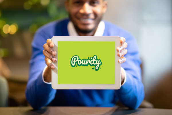 Sample branding #1 for Pourity