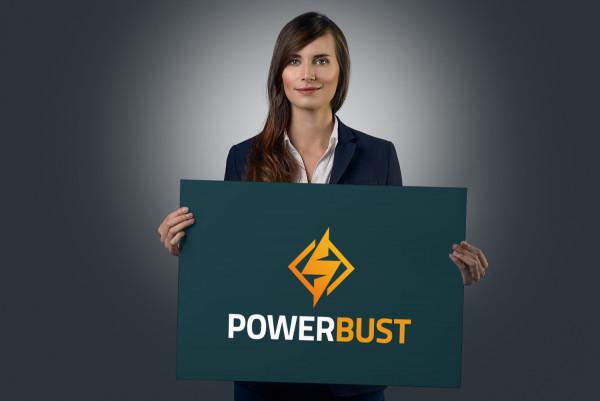 Sample branding #3 for Powerbust