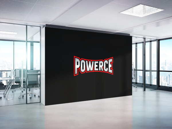 Sample branding #2 for Powerce