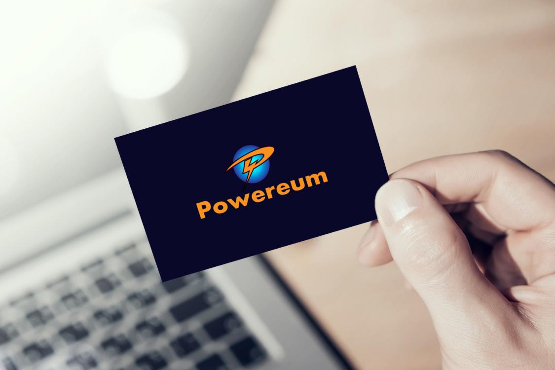 Sample branding #2 for Powereum