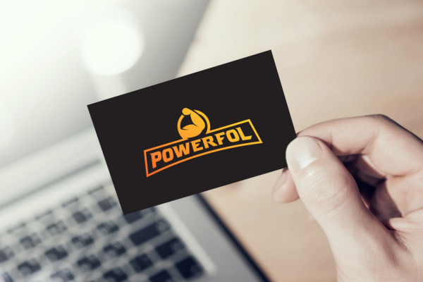 Sample branding #2 for Powerfol