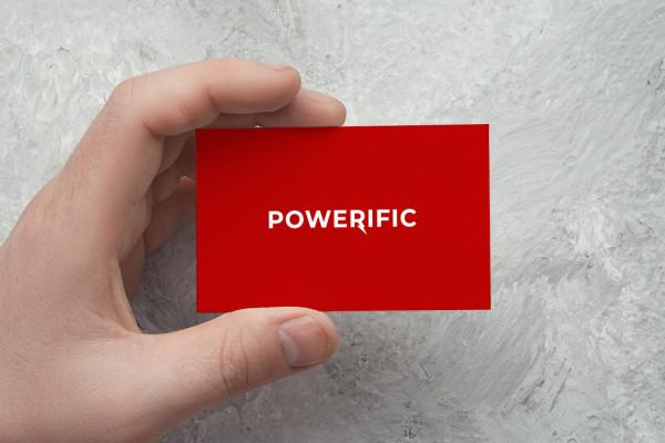 Sample branding #3 for Powerific