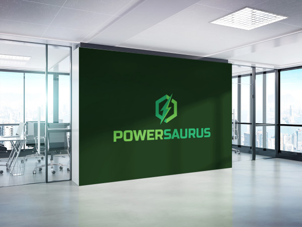 Sample branding #3 for Powersaurus
