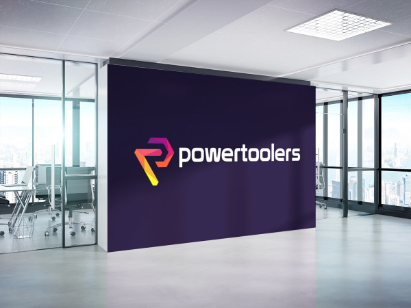 Sample branding #3 for Powertoolers