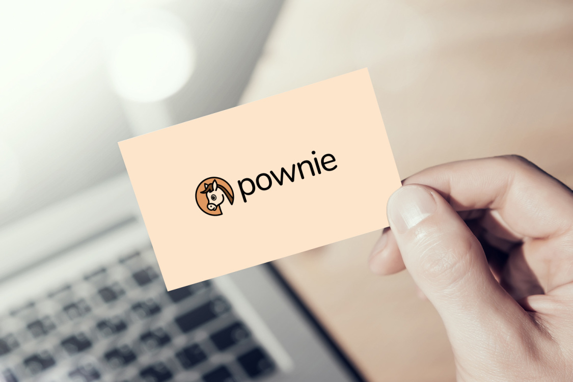 Sample branding #1 for Pownie