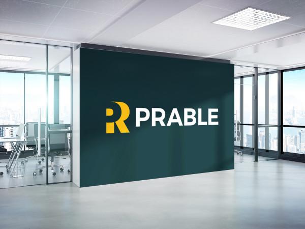 Sample branding #1 for Prable
