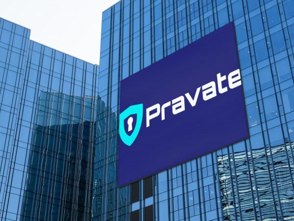 Sample branding #3 for Pravate