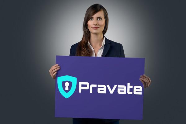 Sample branding #2 for Pravate