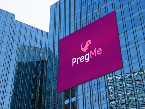 Sample branding #1 for Pregme