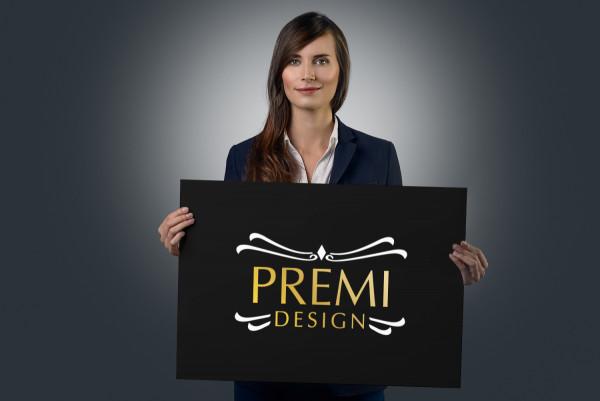 Sample branding #1 for Premidesign