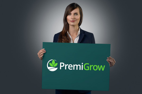 Sample branding #1 for Premigrow