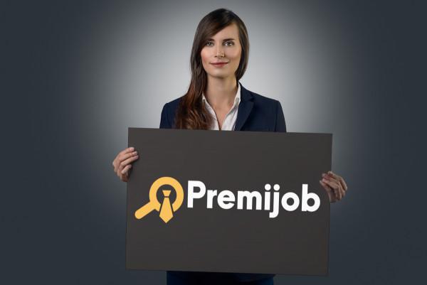Sample branding #3 for Premijob