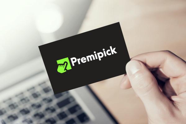 Sample branding #2 for Premipick