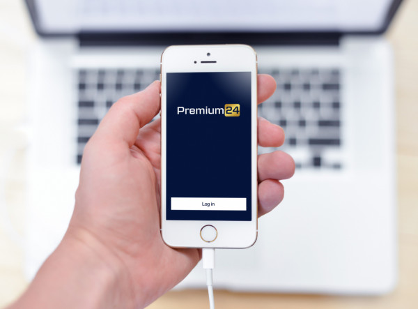 Sample branding #2 for Premium24