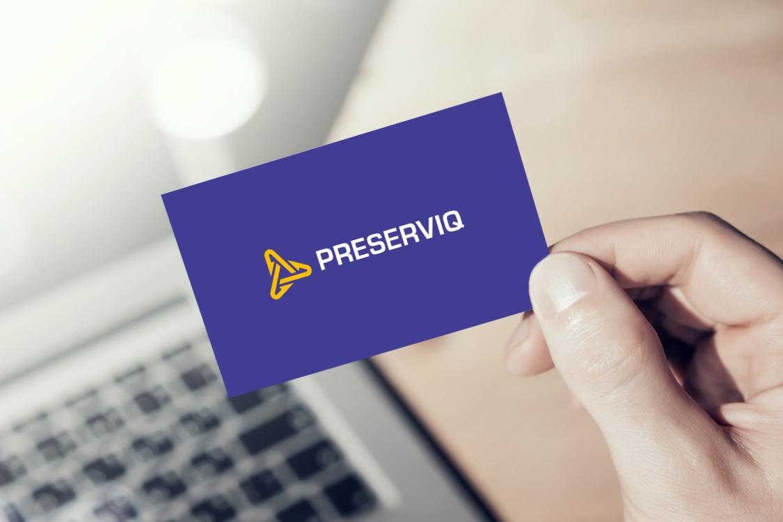 Sample branding #1 for Preserviq