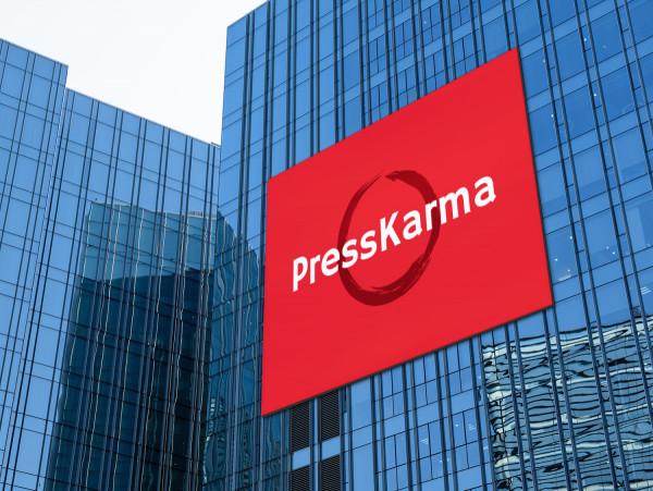 Sample branding #3 for Presskarma