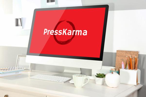 Sample branding #2 for Presskarma