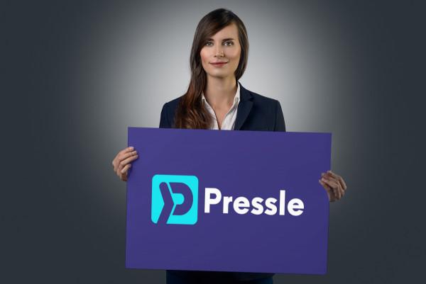 Sample branding #1 for Pressle