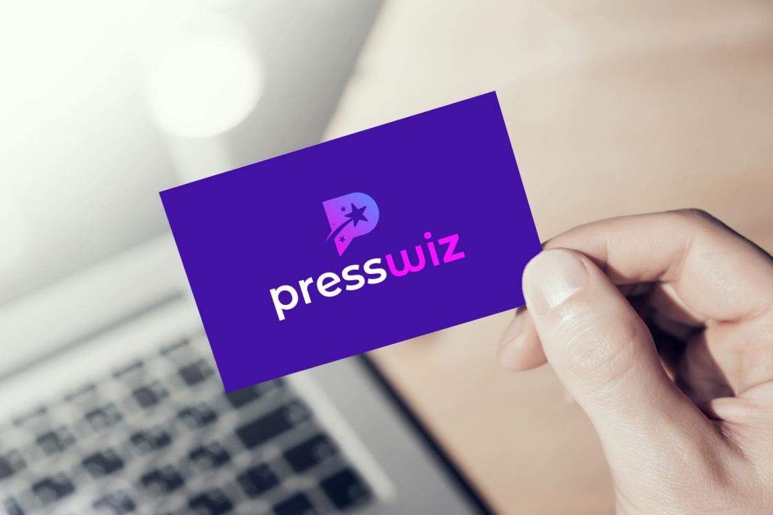 Sample branding #2 for Presswiz