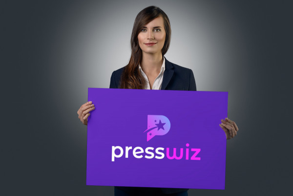 Sample branding #2 for Presswiz