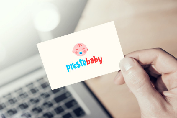 Sample branding #3 for Prestobaby