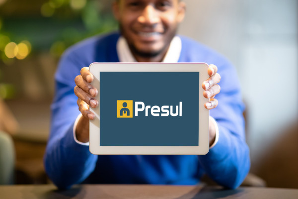 Sample branding #1 for Presul