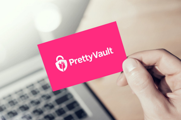 Sample branding #1 for Prettyvault