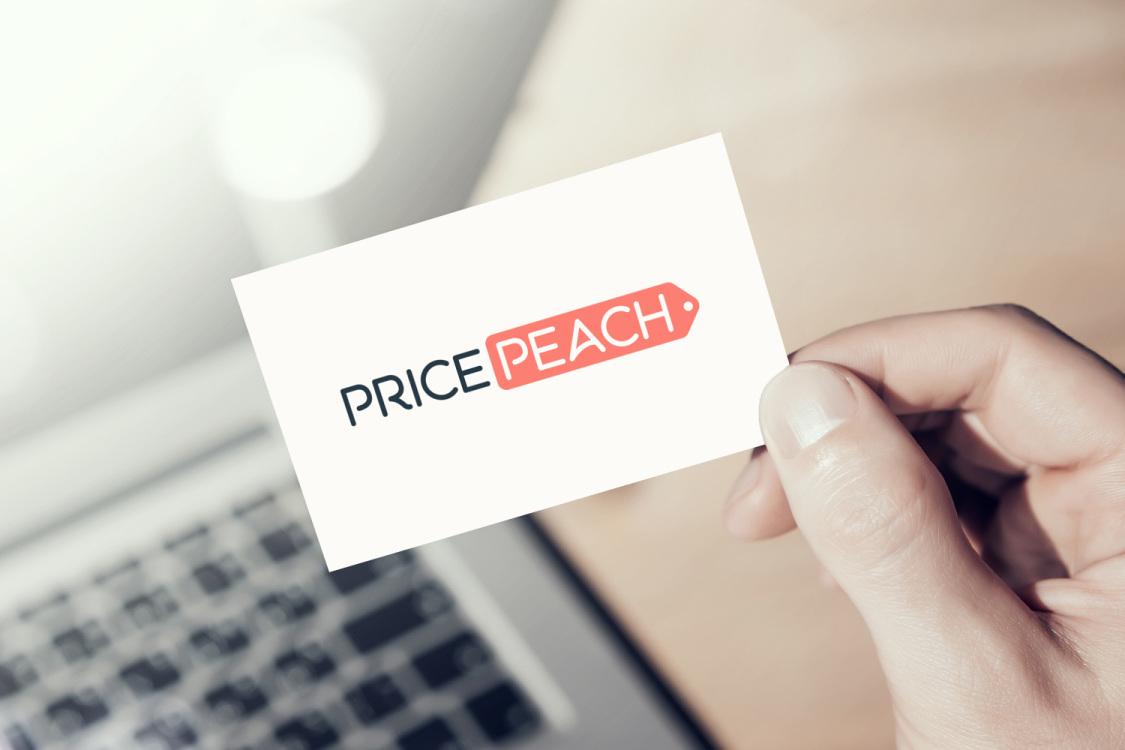 Sample branding #1 for Pricepeach