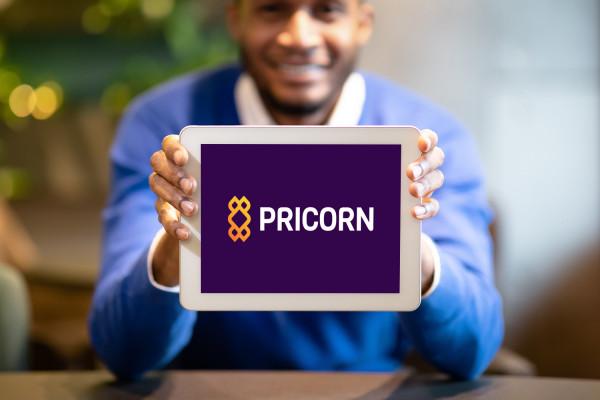 Sample branding #1 for Pricorn