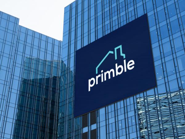 Sample branding #2 for Primble