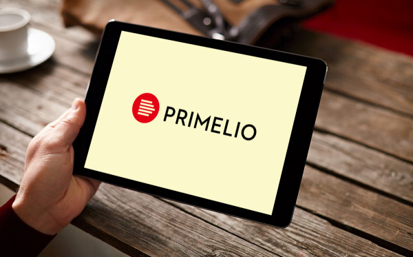 Sample branding #3 for Primelio