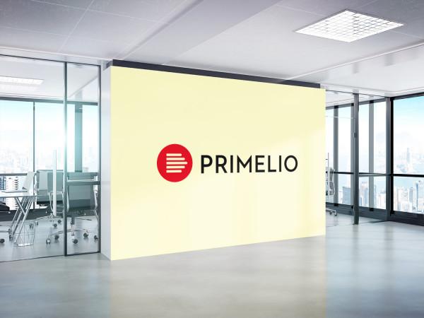 Sample branding #1 for Primelio