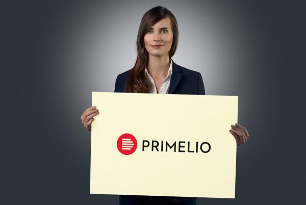 Sample branding #2 for Primelio