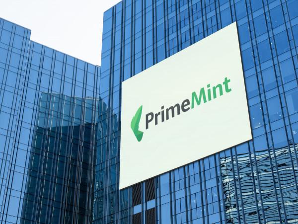 Sample branding #2 for Primemint