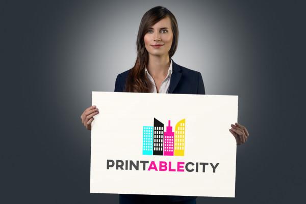 Sample branding #1 for Printablecity