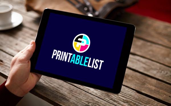 Sample branding #1 for Printablelist