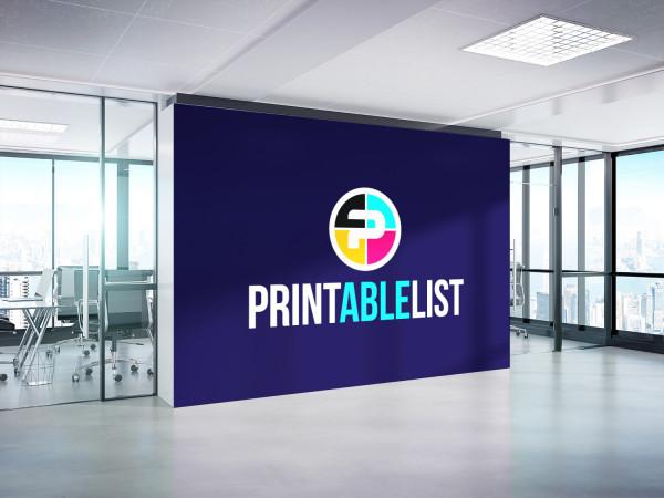 Sample branding #3 for Printablelist