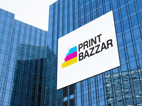 Sample branding #3 for Printbazzar