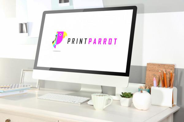 Sample branding #2 for Printparrot