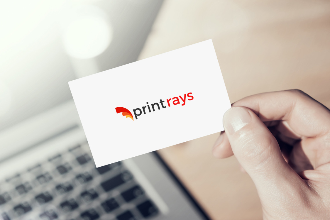 Sample branding #1 for Printrays