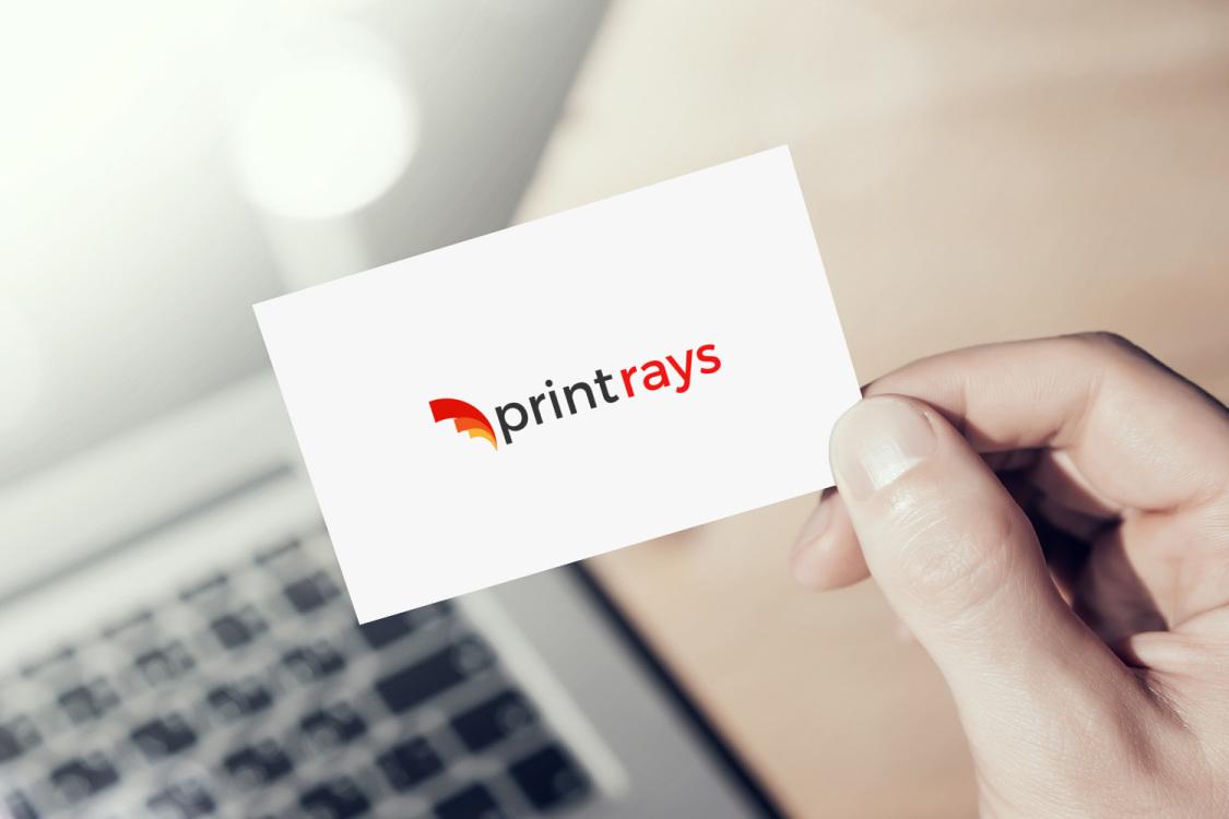 Sample branding #2 for Printrays