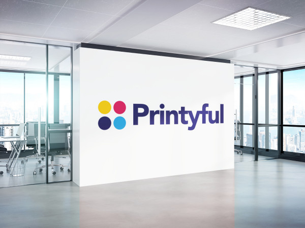 Sample branding #3 for Printyful