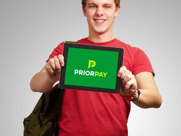 Sample branding #2 for Priorpay